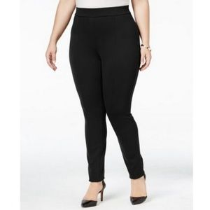 Style & Co Front Seam Ponte Pull On Legging Pants